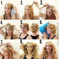 how to curl bob hair xuts without heat top 10 diy no heat curls top inspired