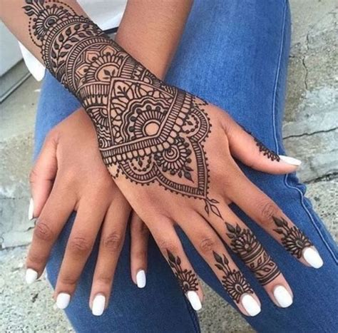 where can you buy henna tattoo kits 30 new and gorgeous mehndi designs for 2018 to try out