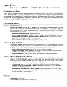 Hospitality Objective Resume Sles best hospitality resume templates sles writing resume sle writing resume sle