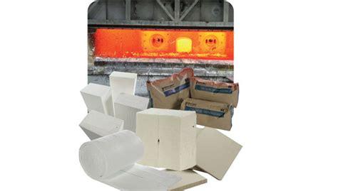 thermal ceramics superwool 2013 product roundup industrial heating