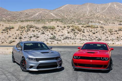 dodge challenger and dodge charger review 2015 dodge charger and challenger srt hellcats