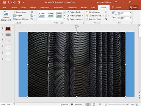 how to edit background graphics in powerpoint how to edit slide background graphics using powerpoint