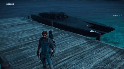 fast boat in just cause 3 just cause 3 where to find squalo x7 location guide