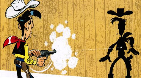 lucky universe lucky s marines book one books lucky luke a on the draw review