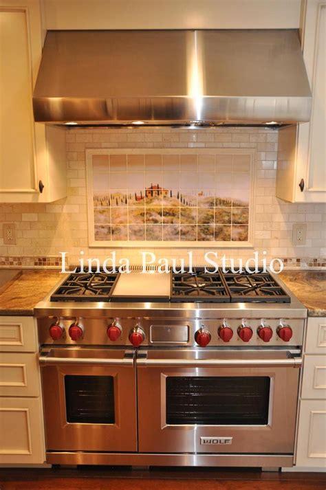 tuscan kitchen backsplash tuscan tile murals kitchen backsplashes tuscany tiles