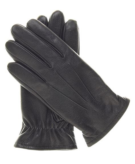 Iglove Touch Gloves For Smartphones Tablet Black Limited s thinsulate lined touchscreen leather gloves by pratt