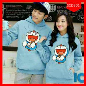 Sweater Keluarga Doraemon by Fashion Hoodie Doraemon Laugh Jual Grosir Baju