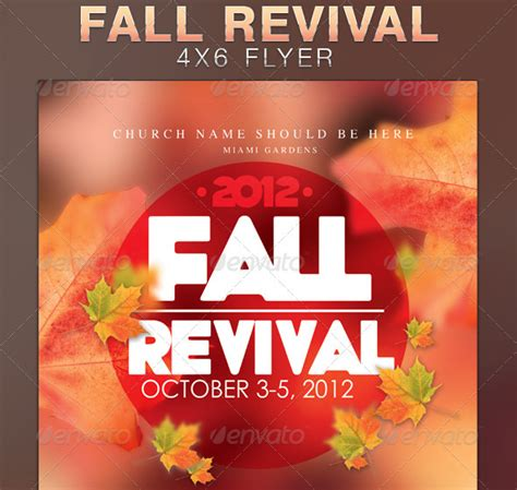 free church revival flyer template 9 best images of church revival flyer templates fall