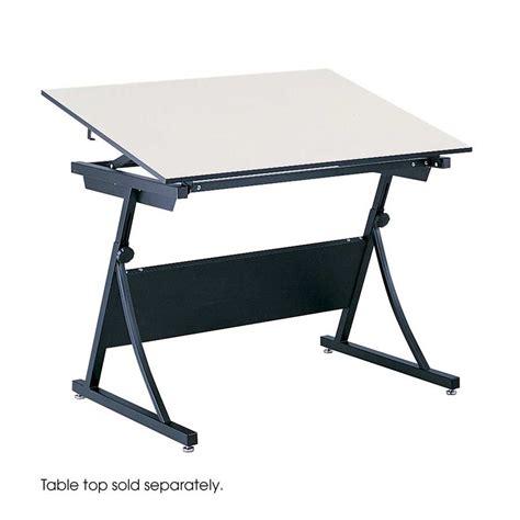 Safco Drafting Table Safco Planmaster Drafting Table Base 3957