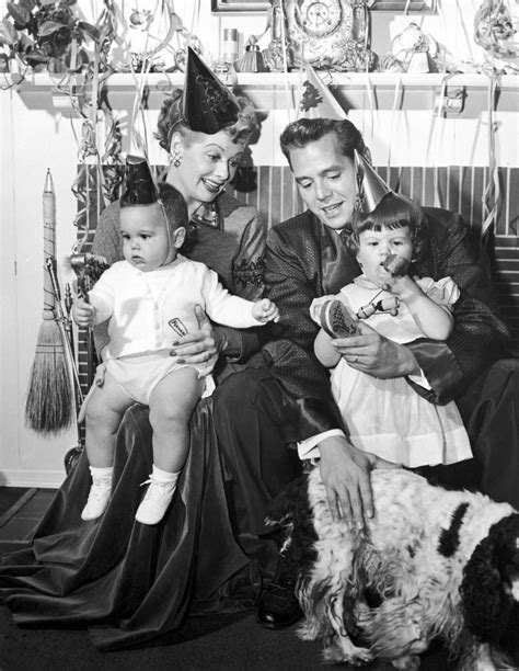 lucille ball and desi arnaz children 1000 images about lucy desi in b w on pinterest