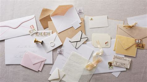how to put together wedding invitations martha stewart how to address guests on wedding invitation envelopes