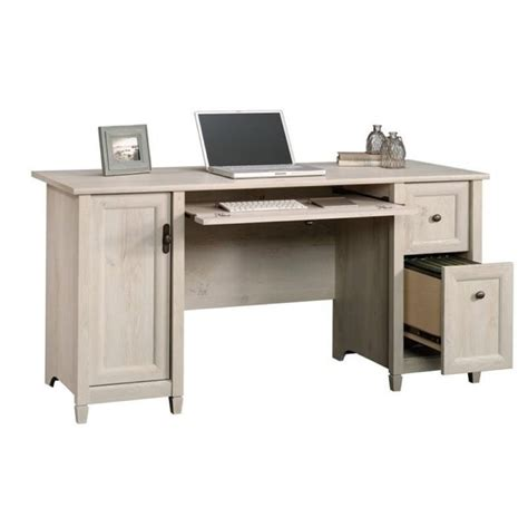 bowery hill computer desk bowery hill computer desk in chalked chestnut bh 657446