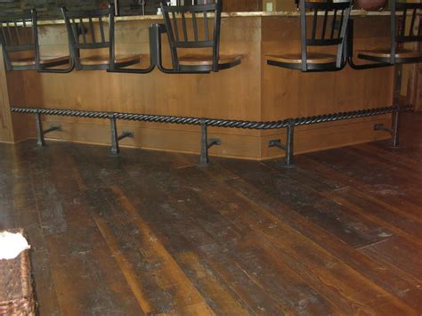 bar foot rail bar foot rail gallery
