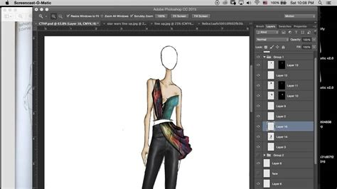 fashion illustration photoshop fashion illustration with photoshop pictures to pin on pinsdaddy