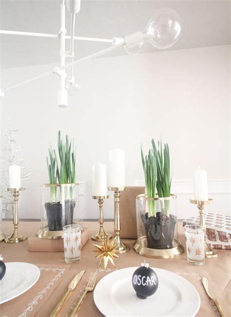 decoration table christmas