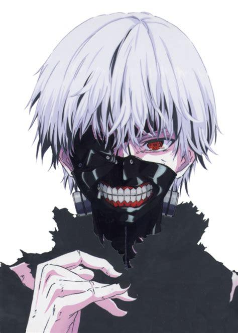 Topeng Anime Tokyo Ghoul Kaneki 10 karakter bertopeng paling ikonis di anime gwigwi
