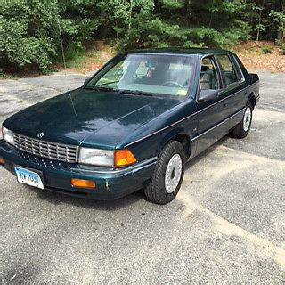car engine repair manual 1994 plymouth acclaim parking system plymouth acclaim sedan 1994 green for sale 1p3aa463xrf314775 1994 plymouth acclaim base sedan 4