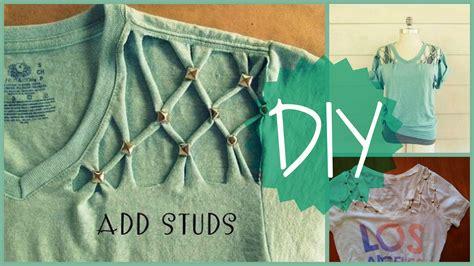 Handmade T Shirt Design Ideas - easy diy t shirt idea for the summer loversiq