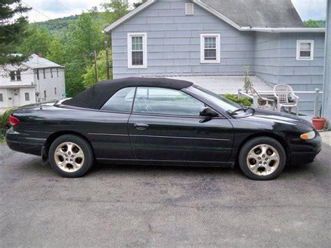 1999 Chrysler Sebring by 1999 Chrysler Sebring Information And Photos Momentcar