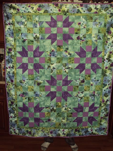 Quilting Flannel by Purple Flannel Quilt