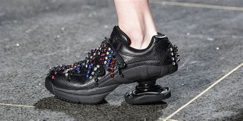 boat shoes are ugly christopher kane orthopedic shoes london fashion week