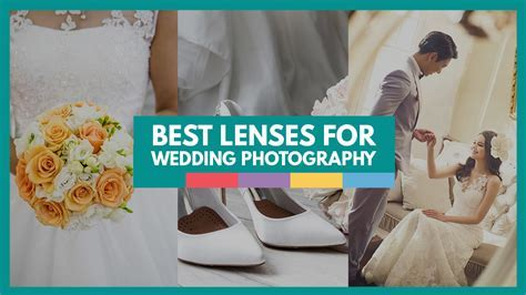 Best Lenses for Wedding Photography   Video School Online