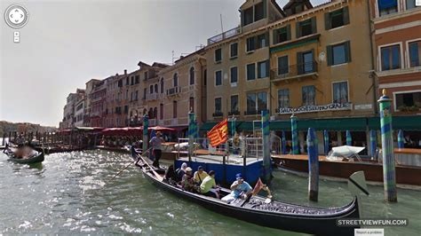 google images venice streetviewfun venice is now on google street view