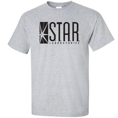 S T A R Laboratories Tshirt laboratories mens s t a r labs tees the flash merch