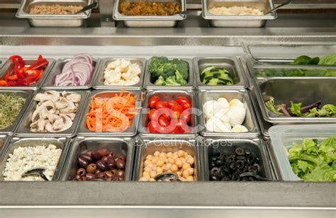 Best Salad Bar Toppings by Salad Bar Vegetables And Toppings Stock Photos Freeimages