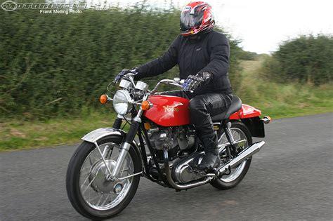 which motorcycle memorable motorcycle norton commando 750 mk 1