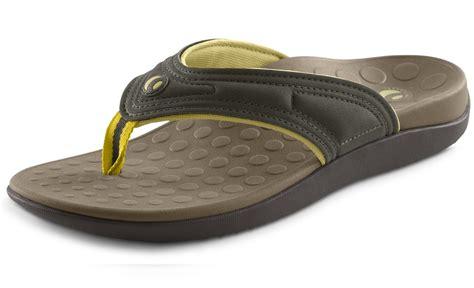 orthaheel kinetic plantar fasciitis sandals khaki unisex orthotic shop