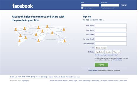log facebook sign in welcome to facebook log in sign up or learn more hot