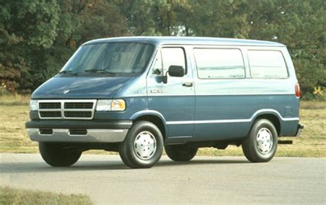 car engine manuals 1995 dodge ram van 1500 free book repair manuals used 1995 dodge ram wagon pricing for sale edmunds