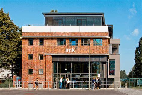 Imk Mba by Imk Institut F 252 R Marketing Und Kommunikation Mba