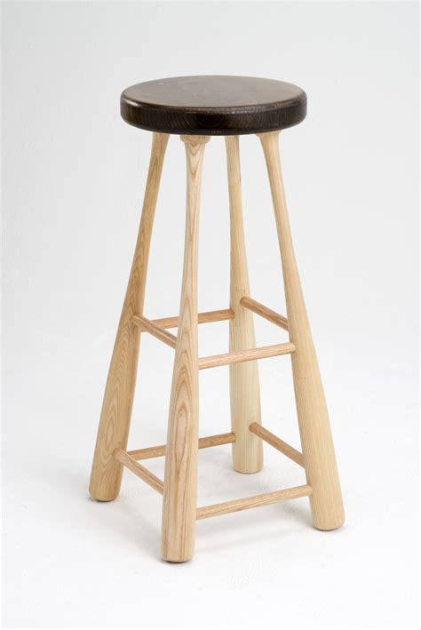 The Stool Company by Products Archive The Baseball Bat Stool Co