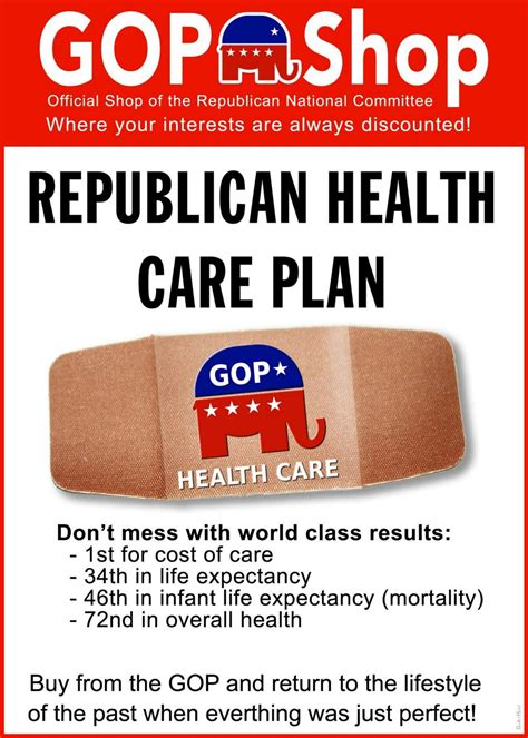 gop healthcare plan health plan quotes like success