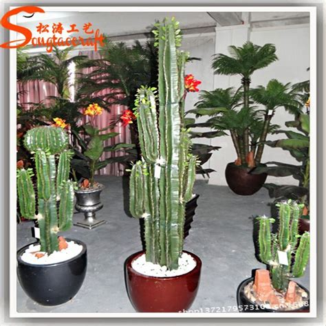 2015 china wholesale outdoor large artificial decorative 2015 wholesale outdoor grafted cactus plants artificial