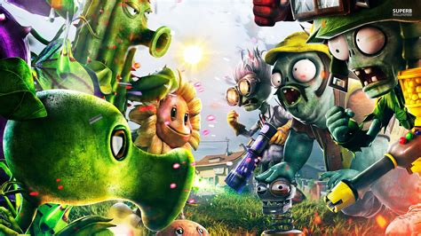 Plants Vs Zombies Garden Warfare review plants vs zombies garden warfare all s fair in brains and war