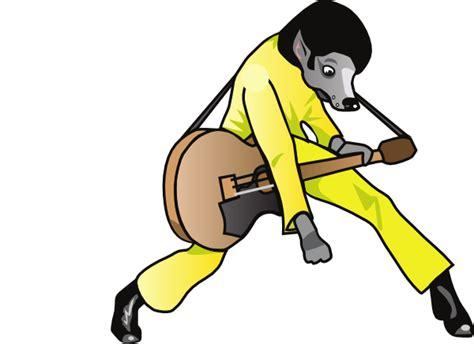elvis hound elvis hound clip at clker vector clip royalty free