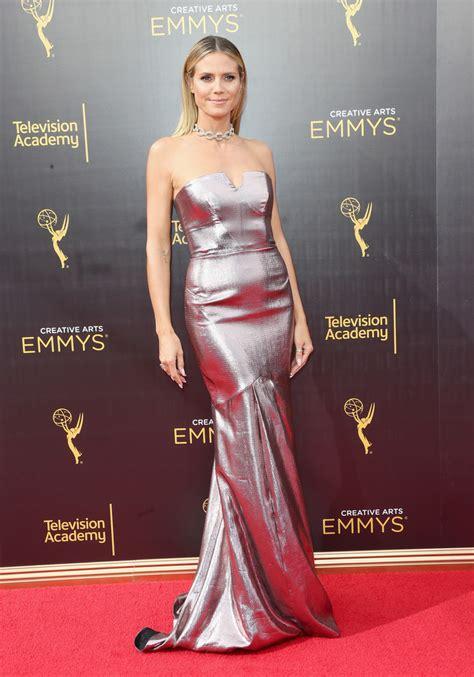 Dress Heidy heidi klum strapless dress strapless dress lookbook