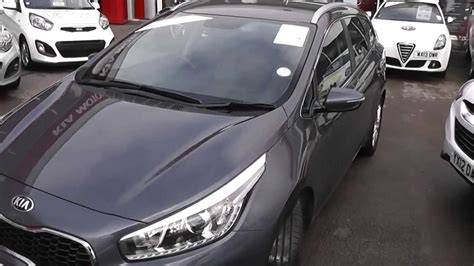 Kia Approved Garages Approved Used Car Kia Ceed 2 Eco Planet Blue Ld13afn