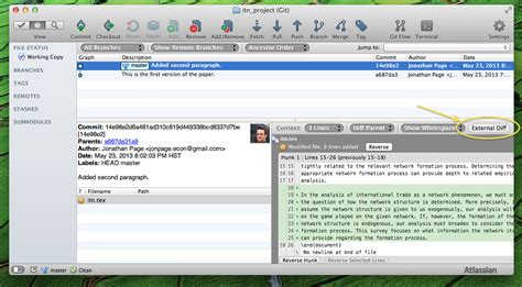 latex git info tutorial using sourcetree and git for research part 1 economistry