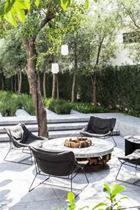 Modern Outdoor Fire Pit by The Best Of Modern Outdoor Furniture Thou Swell