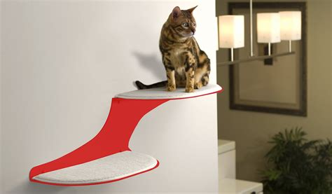 Feline Cloud Shelf by Cat Clouds Cat Shelves From The Refined Feline 187 Gadget Flow