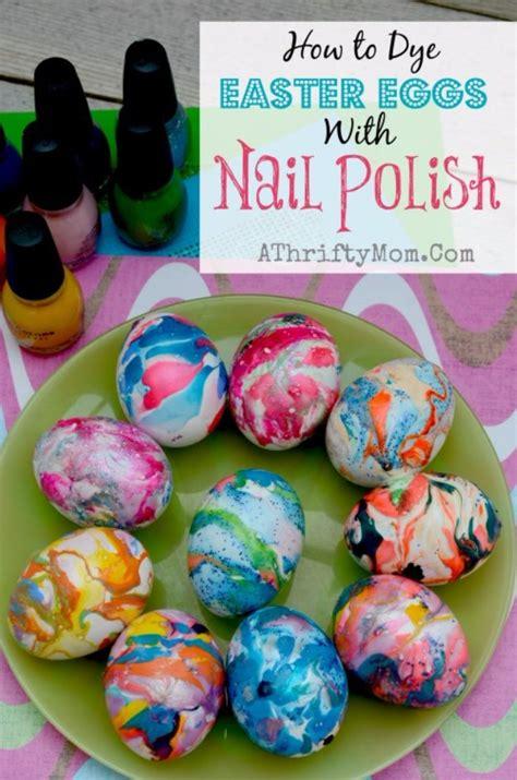 easter egg dye ideas 31 easter egg decorating ideas