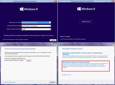 como instalar windows 10 con imagenes instalar windows 10 junto a windows xp 7 8 info taringa