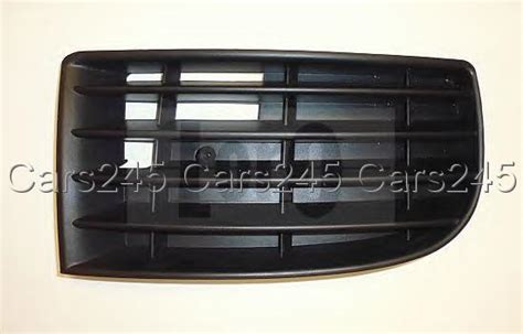 List Bumper Front Grille Ayla vw golf mk5 rabbit front bumper lower grille grill right 2003 2009 ebay