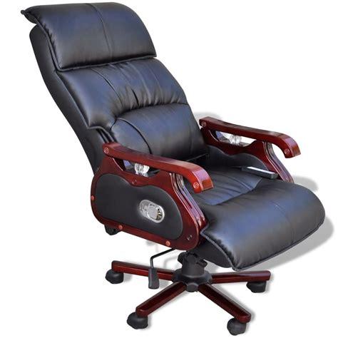 sedie per massaggio sedia per massaggi regolabile in pelle 9 funzioni
