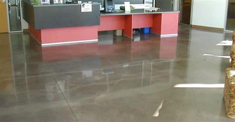 Polishing Concrete Benefits   The Concrete Network