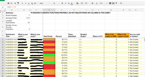format date google sheets conditional formatting tracking student progress with